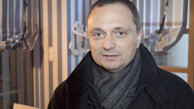 Wojciech Iwaszkiewicz kandydat na burmistrza dziękuje wszystkim mieszkańcom za poparcie