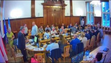 XXVI sesja Rady Miejskiej w Giżycku | 31.08.2016 r. – część II