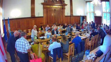 XXVI sesja Rady Miejskiej w Giżycku | 31.08.2016 r. – część I