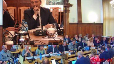 XXVIII sesja Rady Miejskiej w Giżycku | 26.10.2016 r. – część I