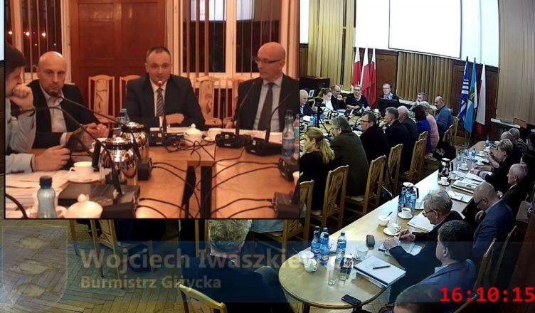 XXIX sesja Rady Miejskiej w Giżycku | 30.11.2016 r.